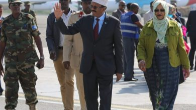 Photo of Somali President Back Home From Kenya And Ivory Coast Visit