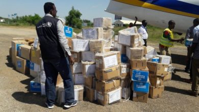 Photo of WHO Prepositions Over 30 Tons Of Emergency Medicines And Medical Supplies Across Somalia