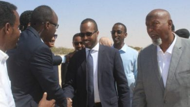 Photo of Somalia's Minister Of Planning Arrives In Garowe
