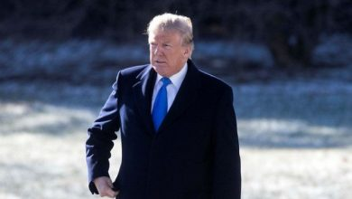 Photo of Trump says he'd be open to talking with North Korean leader