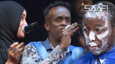 Abwaano & mujaajilistayaal qosol soo bandhigay & sheeko taxane ah MASRAXA FURAN 05 01 2018