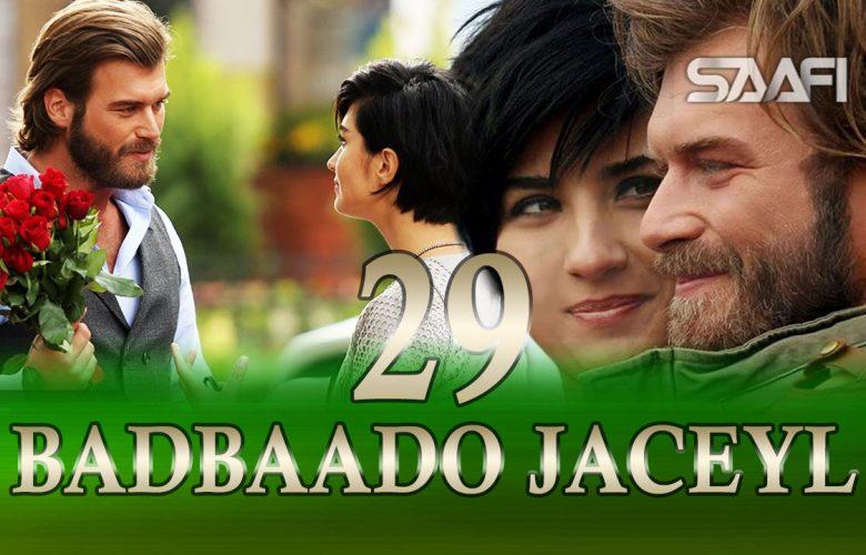 Badbaado Jaceyl Part 29 Jilaaga Muhanad Saafi Films Horn Cable