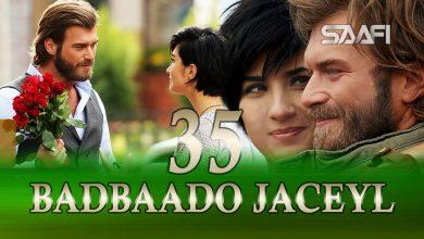 Photo of Badbaado Jaceyl Part 35 Jilaaga Muhanad Saafi Films Horn Cable