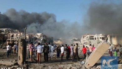 Photo of A Bomb Blast Injures At Least Two People In Mogadishu