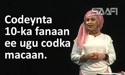 Codeynta tobanka fanaan ee ugu heeso & codka macaan 09 01 2018