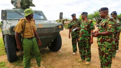 Photo of Kenya Beefs Up Security At Border As Al-Shabaab Kills 5 Police Officers