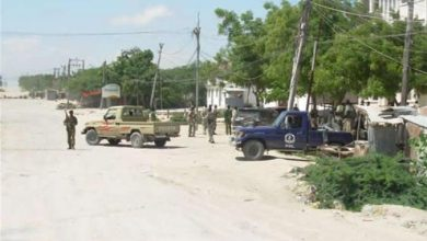 Photo of Grenade Blasts Rock Somalia's Capital Mogadishu