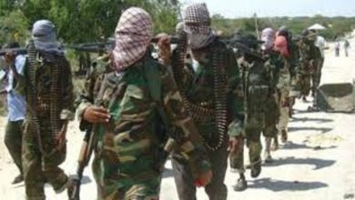 Photo of Al Shabaab Militants Occupy Deserted Police Station In Lamu