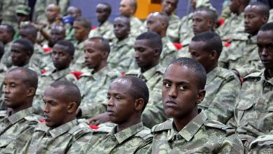 Photo of Turkey Gives Weapons To Somali Soldiers