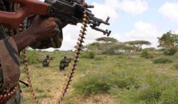 Photo of Al Shabaab Militants Raid Military Outpost Near Bal'ad Town