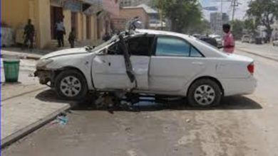 Photo of At Least Two Injured In Mogadishu Car Bombing