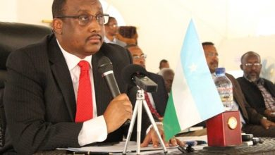 Photo of Puntland President Vows To Respond With 'Brute Force' Against Tukaraq Attack