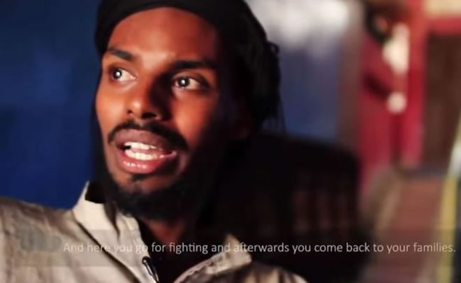 Photo of Somali Jihadist Killed In Syria Fighting Alongside ISIL