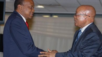 Photo of President Kenyatta Heads To South Africa Thursday