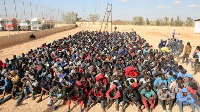 Photo of 81 Migrants From Eritrea, Ethiopia, Somalia Arrested In Libya