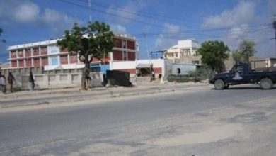 Photo of Roadside Bomb Hits Military Vehicle In Mogadishu, No Casualties