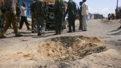 Photo of Somali Military Convoy Targeted In IED Blast Near Mogadishu