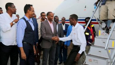 Photo of 41 Somali Pirates Finally Sent Home In Spl Chartered Flight