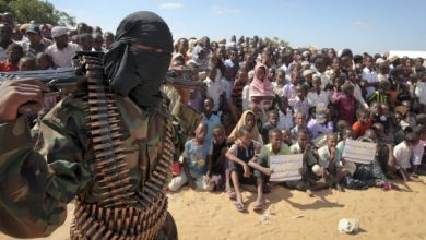 Photo of Al Shabaab Executes Five Somali Men Accused Of Spying