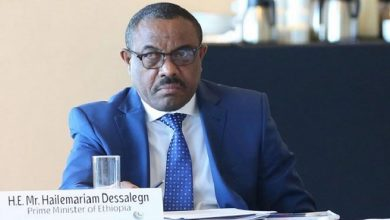 Photo of Ethiopia's EPRDF accepts Desalegn's resignation, new PM in the offing 40 Shares