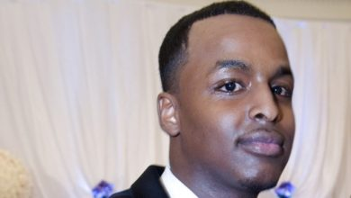 Photo of Homicide victim Egal Daud buried Friday after mosque service