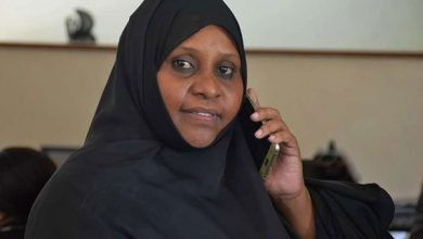 Radical imam's widow jailed over Kenyan attack