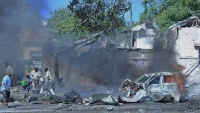 Photo of Twin Car Bombings And Gun Attack Kill Nearly 30 In Mogadishu