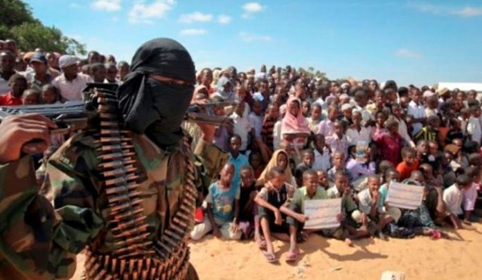 Photo of Two Kenyan Al-Shabaab Fighters Executed For Spying For KDF