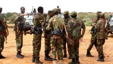 Photo of Somali Forces Clash With Al-Shabaab Militants In Central Somalia