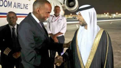 Photo of Somali Prime Minster In UAE For Two Day Official Visit