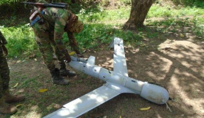 Photo of Al-Shabaab Seizes Crashed Surveillance Drone In Lower Shabelle,