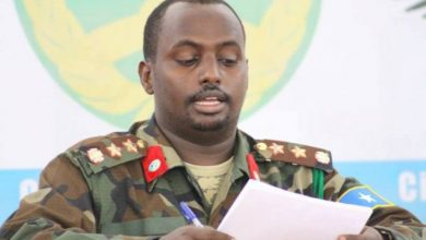 Photo of Somalia Military Court Sentences Army Officer To Death