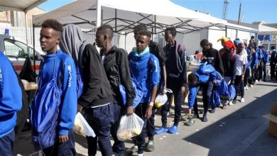 Photo of 113 East African Refugees, Including Somali Migrants Relocated To Italy