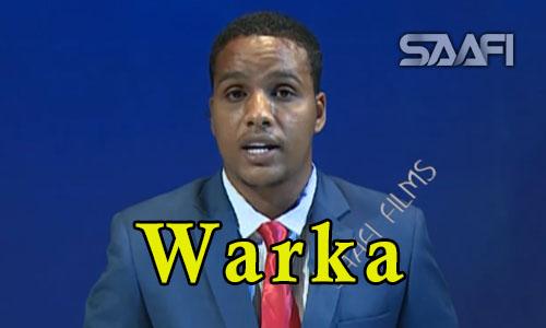 Photo of WARKA 17 02 2018 Dowlada Soomaaliya oo dalka dib ugu soo celisay dhalinyaro Soomaaliyeed oo ku dhibaateysnaa dalka Libya