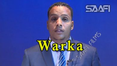 Photo of WARKA 23 02 2018 Mareykanka oo sheegay in uu duqeyn ku dilay saraakiil Al shabaab ah