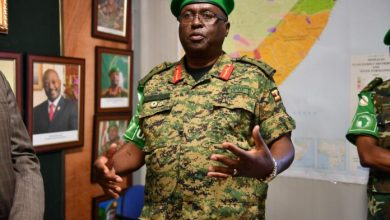 Photo of The AU Mission In Somalia Gets A New Force Commander