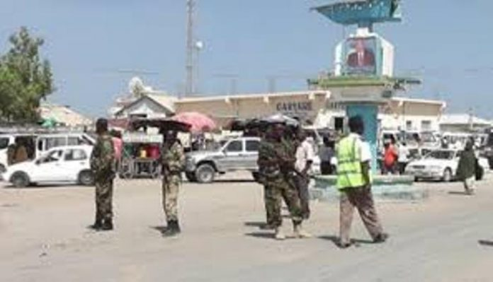 Photo of Al Shabaab Attacks Main Police Station In Bosaso, 5 Injured