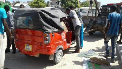 Traffic Accident Leaves At Least One In Mogadishu