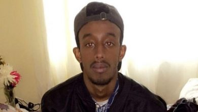 Photo of Somali National Khader Ahmed Stabbed In West London
