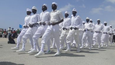 Photo of Somali Navy Marks The 53rd Anniversary Of Its Foundation