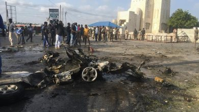 Photo of The Death Toll From Mogadishu Car Bomb Attack Rises To Four