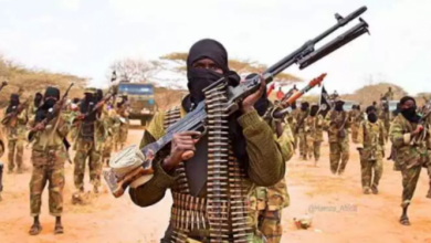 Photo of Al-Shabaab Militants Withdraw From Burdhubo Town