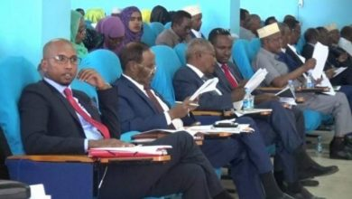 Somali Parliament Bans DP World From Operating In The Country