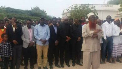 Photo of Slain Regional Minister And HirShabelle MP Laid To Rest In Mogadishu