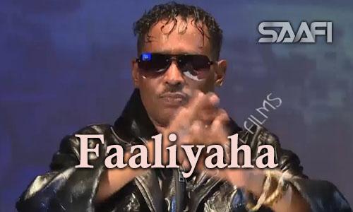FAALIYAHA QARANKA 31 03 2018 Gudoomiye ku xigeenka baarlamaanka Cabdiweli Muudeey oo isku heysto inuu yahay gudoomiyaha baarlamaanka