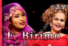 Fanaanada Fartuun Axmed Sahal Birimo & wariye Xamda Xaaji Oktoobar FANKA IYO SUUGAANTA 11 03 2018