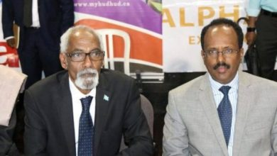 Photo of Farmajo Meets With Parliament Speaker Amid Political Tension