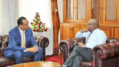 Kenya Says To Help Somalia Build Strong Judicial System