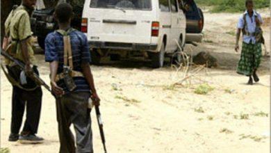 Photo of Gunmen Open Fire On Civilian Passenger Bus In Somalia, 4 Killed