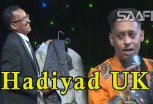 Hadiyad laga keenay Ingiriiska oo Ajakis la gudoonsiiyay MASRAXA FURAN 23 03 2018